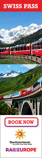 Swiss Pass Rail Europe